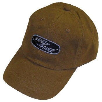 CLASSIC LAND ROVER HAT - BROWN (HAT-LR/BRN)