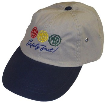 MGx3 SAFETY FAST! EMBROIDERED HAT (HAT-MG/3X)