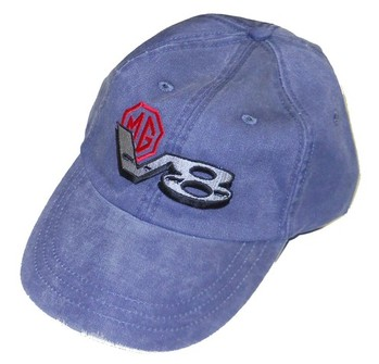HAT - EMBROIDERED - MG V8 (HAT-MG/V8)