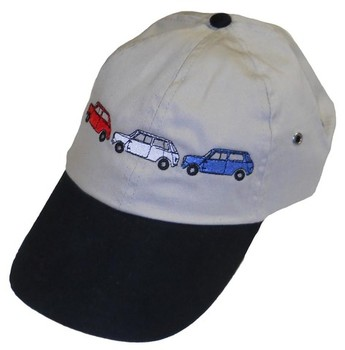 HAT - EMBROIDERED - MINI/3MINIS (HAT-MINI/3MINIS)