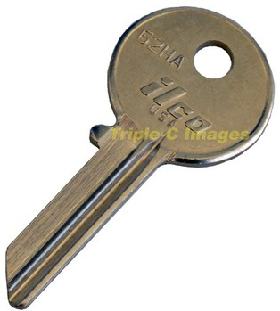 KEY BLANK 62HA (KB-62HA)
