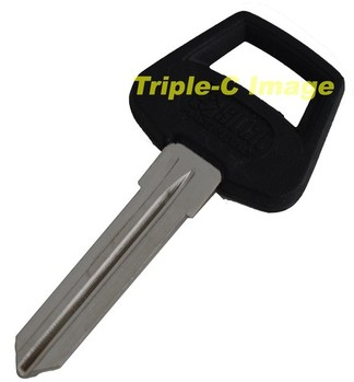 PLASTIC HEADED MG1 IGNITION KEY BLANK (KB-MG1/P)