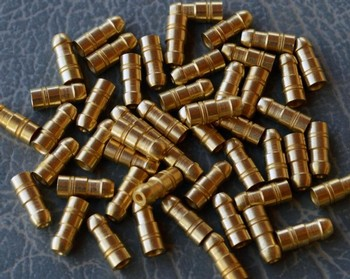 LUCAS STYLE BULLET CONNECTORS 3.0mm SQ (50) (LUCAS06X5)