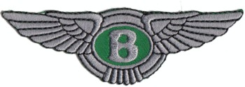 PATCH - BENTLEY WINGS (PATCH#10)