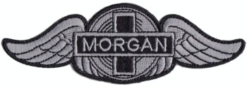 PATCH - MORGAN (WINGS) (PATCH#16)