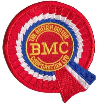 PATCH - BMC ROSETTE (PATCH#28)