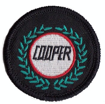 PATCH - COOPER (SMALL) (PATCH#60)