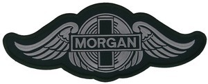 Morgan Green Patch