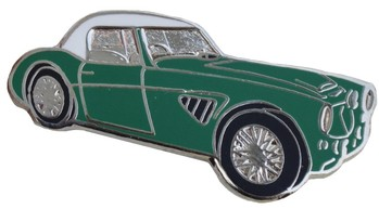 AUSTIN-HEALEY CAR LAPEL PIN (P-AH/RACE)