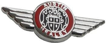 SMALL AUSTIN-HEALEY WING CREST (P-AH/LOGO4)
