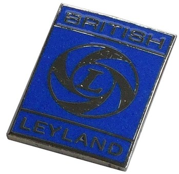 BRITISH LEYLAND LAPEL PIN (P-BL)