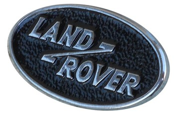 LAND ROVER LAPEL PIN (P-LR/BLK)