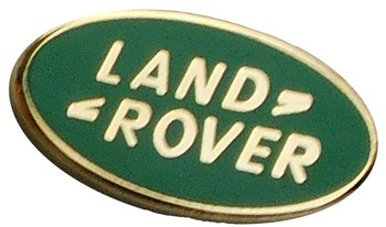 LAND ROVER (SMALL) LAPEL PIN (P-LR/S)