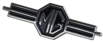 MG RADIO BLANKING PLATE LOGO LAPEL PIN (P-MG/RADIO)
