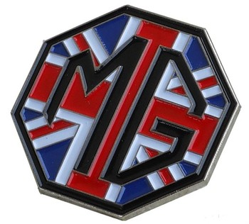 MG - UNION JACK PIN (P-MG/UJ)