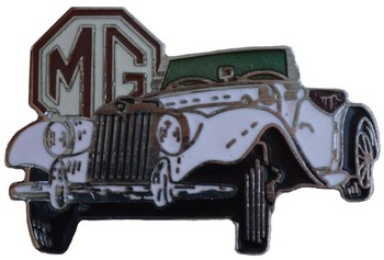 MG TF LAPEL PIN (P-MGTF)