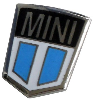 MINI SHIELD LAPEL PIN (P-MINI/SHD)