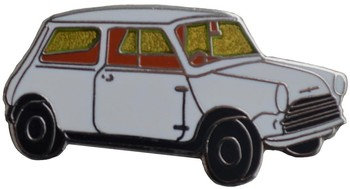 MINI SALOON LAPEL PIN (P-MINI)