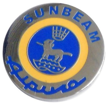 SUNBEAM ALPINE LOGO LAPEL PIN (P-SUN/ALPINE)