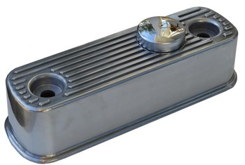 "POLISHED ALLOY ""A"" SERIES ROCKER COVER (RC1)"