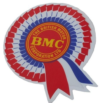 DECAL - BMC ROSETTE 5 (STK-08)
