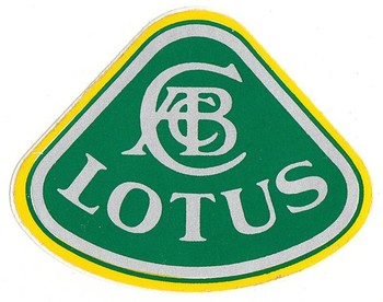 DECAL - LOTUS TRIANGLE (STK-56)
