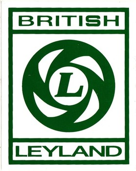 DECAL - BRITISH LEYLAND 3X4 (STK-61)
