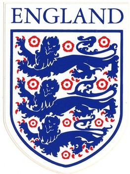DECAL ENGLAND CREST (STK-79)