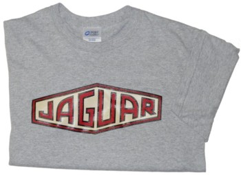 JAGUAR OLD LOGO T-SHIRT (T-JAG_OLD)