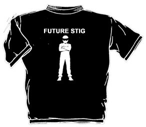 Future Stig T-Shirt