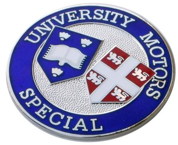 UNIVERSITY MOTORS SPECIAL BADGE (UMS)