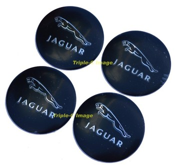 Wheel Center - JAGUAR LEAPER - 56mm (WC-JAG)